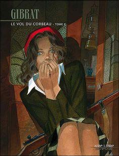 Le vol du corbeau T2 de Gibrat. Paris, fin juin 1944. En fuite, traquée par la police française, Jeanne s'est réfugiée sur la péniche d'Huguette et de René, un marinier haut en couleurs dont la gouaille n'a d'égale que sa générosité. Tandis que François, l'ami de René, vaque à ses occupations de pilleur d'appartements, Jeanne ronge son frein, angoissée. Les événements prennent un tour plus tragique encore, quand la péniche de René est réquisitionnée par les Allemands et qu'un soldat de la…