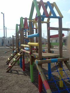 Spyd Parque en reasentamiento las casitas, por el cerrejon. http://spyd-parques.wix.com/spyd-parques