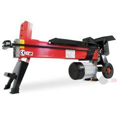 7 Ton Electric Hydraulic Log Splitter