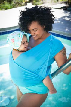 At the pool, in the park, or around the house, the WrapDuO has everything you…