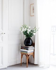 In honor of Bastille Day, were sharing some seriously chic Parisian style. #home #style