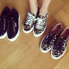 Superga for The Blonde Salad, the new Capsule Colelction! #Superga4TheBlondeSalad