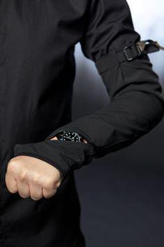 ACRONYM GmbH — DS-SL1 Acronym Outerwear Jacket Technological Wear