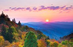 Great Smokey Mountains National Park Tennessee