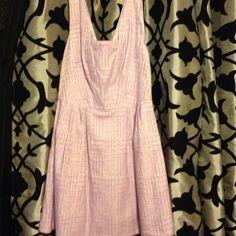 Pretty tweed purple dress!! Size large purple dress! New with tags Soprano Dresses Mini