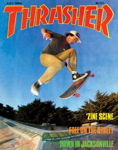 Thrasher Magazine - skateboarding news videos photos clothing skateparks events music and Iphone Background Wallpaper, Retro Wallpaper, Aesthetic Iphone Wallpaper, Aesthetic Wallpapers, Bedroom Wall Collage, Photo Wall Collage, Picture Wall, Wall Art, Room Posters