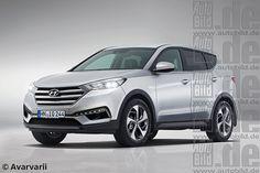 Hyundai ix35 (render)