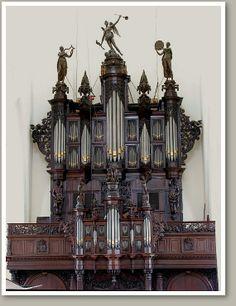 Der-Aa-kerk Groningen Arp Schnitger, 1702