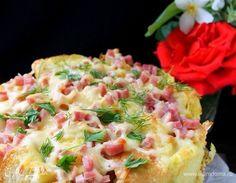 Хлебная запеканка «Воскресный завтрак»