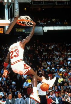 MJ. Best slam dunks.