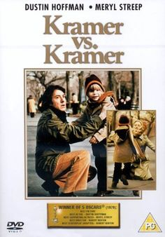 *KRAMER VS. KRAMER,  (1979) Poster:  Starring:  Dustin Hoffman, Meryl Streep, Jane Alexander. Oscar de 1980
