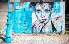 São cerca de 600 grafitis devidamente geolocalizados e fotografados que pode consultar um a um - por zona do país ou por artista. E é…
