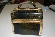 on SALE now Vintage Comeco Box Purse in by BellaMommaCollection, $40.00