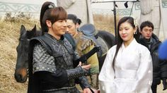 Jin Yi Han - Empress Ki - พระเอกเรื่องนี้คือ ทัลทัล ตะหาก TaLTaL & Seungyang Couple - It's so sad to know that Tal Tal was dead in the end of empress ki but it's all right and besides . My Secret Hotel, Jin Yi Han, Empress Ki, Ha Ji Won, Korean Wave, Korean Language, Kpop, Im In Love, Korean Drama