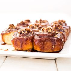 Do most of the hard work today, and wake up to our sweet, buttery Sticky Buns tomorrow morning.