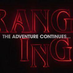 #strangerthings #netflix #theupsidedown Netflix Trailers, Stranger Things, Neon Signs, Adventure, Strange Things, Adventure Movies, Adventure Books