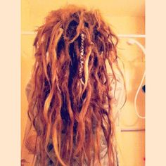 Guys, I've finally decided to get dread locks!  I'm going with the natural method, hopefully they turn out something like this.  I'm so excited! --Alexa