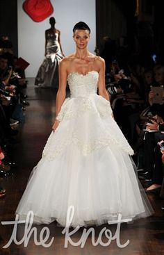 Austin Scarlett Spring 2013 #BridalFashionWeek