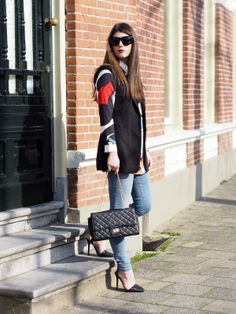 Jeans Dondup   Outfitpost: Hello Mickey Mouse   Fashionista Chloë brings you the best fashion of the world