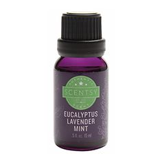 Soak in a fragrant whirlpool of relaxing lavender flower, uplifting mint, energizing eucalyptus and encouraging nutmeg.