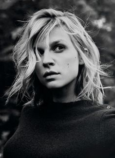 Clemence Poesy for Pablo