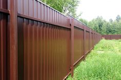 Metal Fence Panels, Dog Spaces, Tin Walls, Privacy Fences, Shipping Container Homes, Backyard Landscaping, Wood Projects, Exterior, Landscape