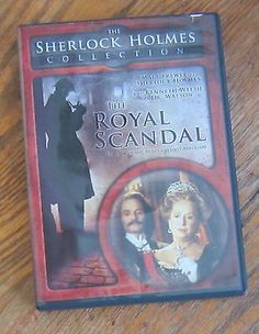 Sherlock Holmes: The Royal Scandal (DVD) Matt Frewer , Kenneth Welsh