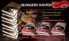 REVIEWERS WANTED for The Valkyrie Series by Karen Perkins #GIVEAWAy $100   Fabulosity Reads
