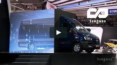 상화가 진행한 2016 부산모터쇼에서 전격 공개하는 쏠라티 컨버전의 언베일링 영상. LED 디스플레이가 쏠라티 차량을 덮는 모듈박스 형태로…