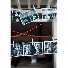 Awesome idea for guests to pick up their #wedding #keepsakes after some fun at the #photobooth. Photo via #HelloLucky