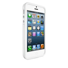 Case-Mate iPhone 5 Naked Tough Cases | has a rubber inner shell