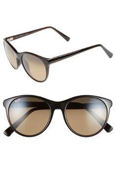 9932fe0306 Maui Jim Mannikin PolarizedPlus® Cat Eye Sunglasses available at