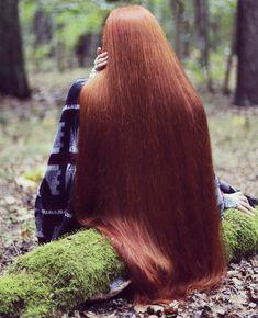 Long Silky Hair, Long Dark Hair, Grow Long Hair, Big Hair, Indian Long Hair Braid, Braids For Long Hair, Straight Red Hair, Long Hair Drawing, Beautiful Red Hair