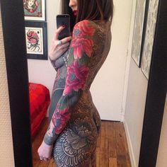 Tiny small babes nude full body tattoo porn girls