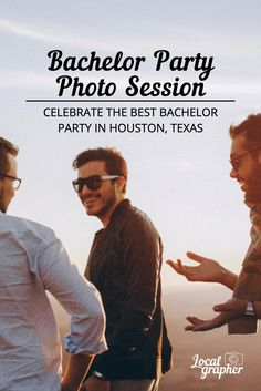 Celebrate the Best Bachelor Party in Houston, Texas - Localgrapher Closest Friends, Cool Bars, Party Photos, Party Fashion, Night Club, Photo Sessions, Great Places, Houston, How To Memorize Things
