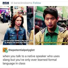 55555555 true af for someone who learns english as a second language