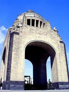 Monumento a la Revolución, Ciudad de México.