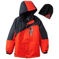 655936a7d This boys' ZeroXposur winter jacket lets him shred the fresh powder in  ultimate comfort and