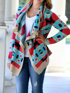 Tribal Council Cardigan