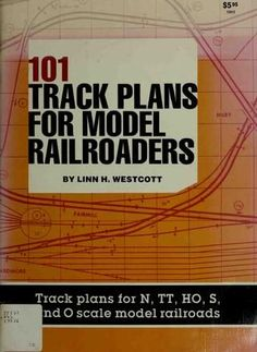 101 project for your model railroad