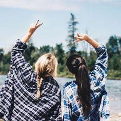 Motivos por los que tu amiga y tu son almas gemelas