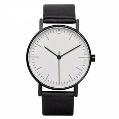 Cheap hombre, Buy Quality hombre reloj directly from China hombre casual Suppliers: NEW Casual mens watches JINNAIER montre homme fashion Leather Strap Quartz Watch Male Clock reloj hombre For men Black Leather Watch, Mens Watches Leather, Leather Men, Leather Case, Brown Leather, Rolex Datejust, Casual Watches, Cool Watches, Wrist Watches