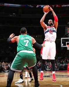 Blog Esportivo do Suíço: Em noite discreta de Nenê, Wizards supera Celtics com tranquilidade