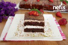 Yedikçe Yedirten Çikolatalı Pasta (Videolu İzle)