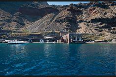 Perivolas Hideaway, #Therasia Island (close to #Santorini), #Greece