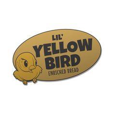 Little Yellow Bird Military Stickers Yellow Bird Little Yellow