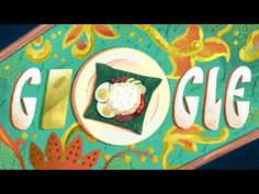 Today's Doodle celebrates the rich, fragrant, and spicy dish, known as Nasi Lemak. The dish — considered the national dish of Malaysia and widely eaten year-. Doodle 4 Google, Google Doodles, Doodle Art Letters, Doodle Art Journals, Tamarind Juice, Nasi Lemak, Spicy Dishes, National Dish, Bath And Beyond Coupon