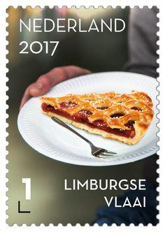 Nederlandse lekkernijen - Limburgse vlaai