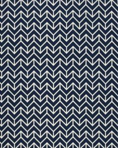 geometric pattern...thinking of a navy rug in the living room.