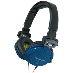Travel Perks - Panasonic Djs400 Dj Street-style Headphones (blue), $59.99 (http://www.shoptravelperks.com/panasonic-djs400-dj-street-style-headphones-blue/)